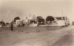 Residency House (Rear view), [Udaipur].